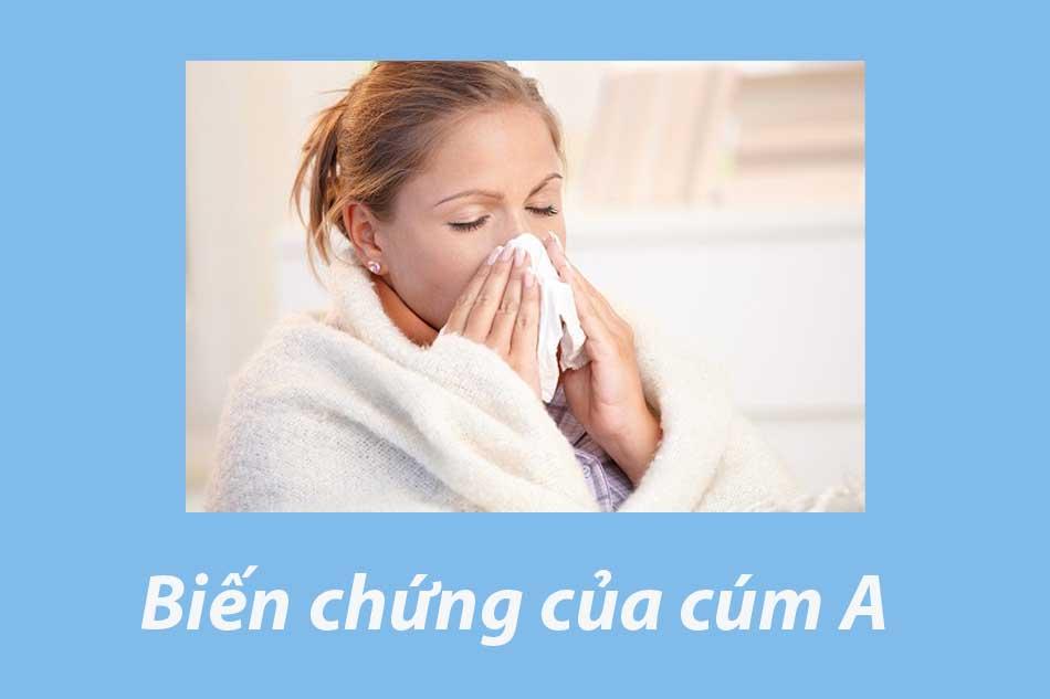 Biến chứng của cúm A