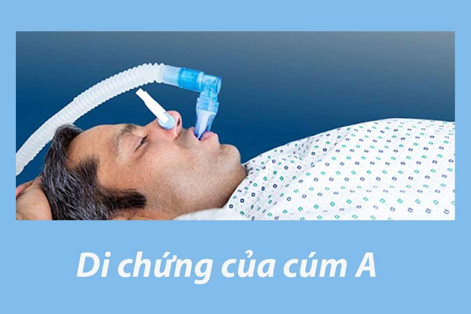 Di chứng của cúm A
