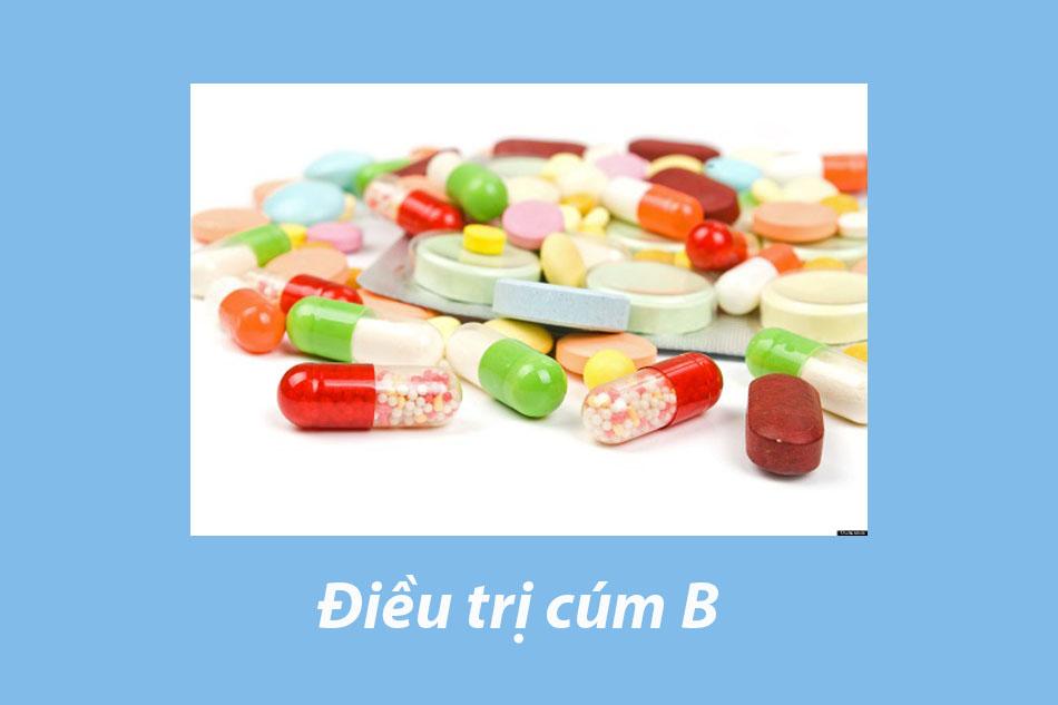 Điều trị cúm B như thế nào?