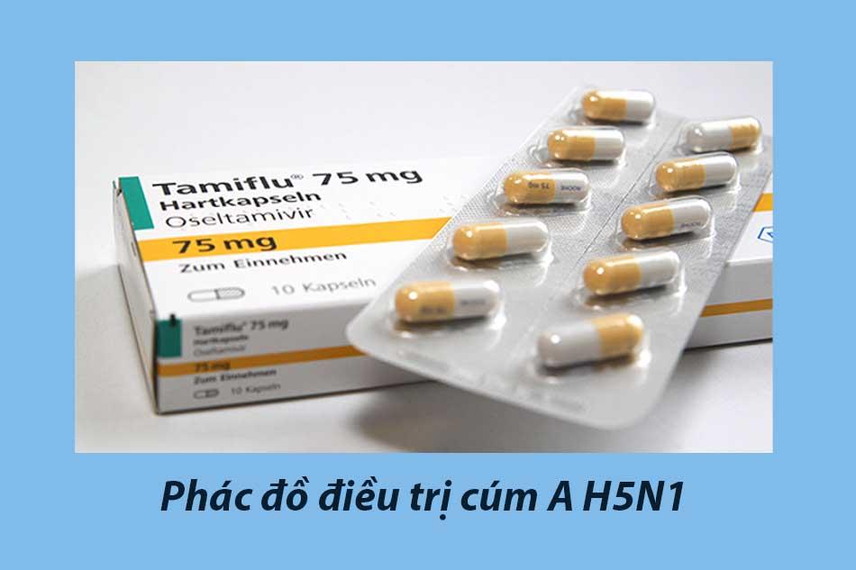 Phác đồ điều trị cúm A H5N1