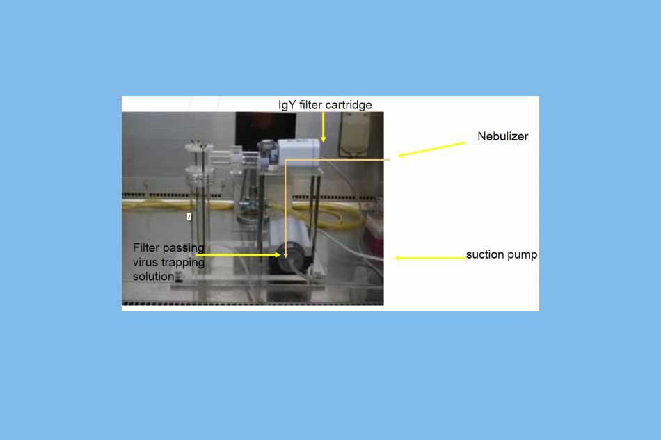 Hình ảnh thiết bị thí nghiệm