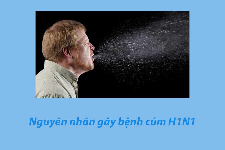 Nguyên nhân gây bệnh cúm H1N1