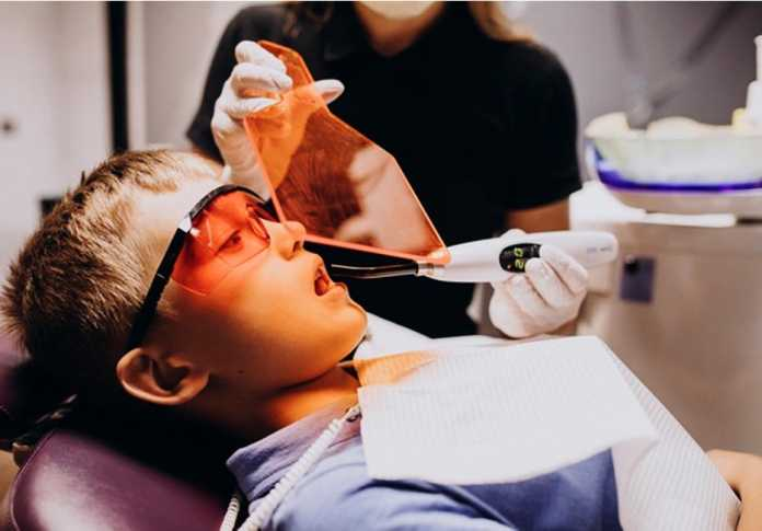 Các bệnh sâu răng thường gặp ở trẻ em