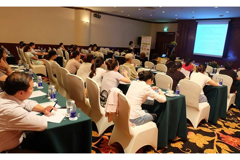 Cuộc họp của các chuyên gia trong ngành