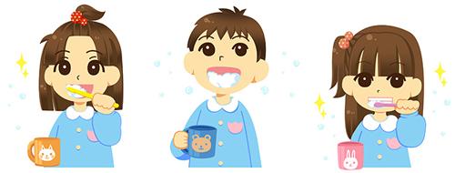 Đánh răng cẩn thận và đều đặn ít nhất 2 lần/ngày là cách đơn giản nhất để loại bỏ mảng bám răng.