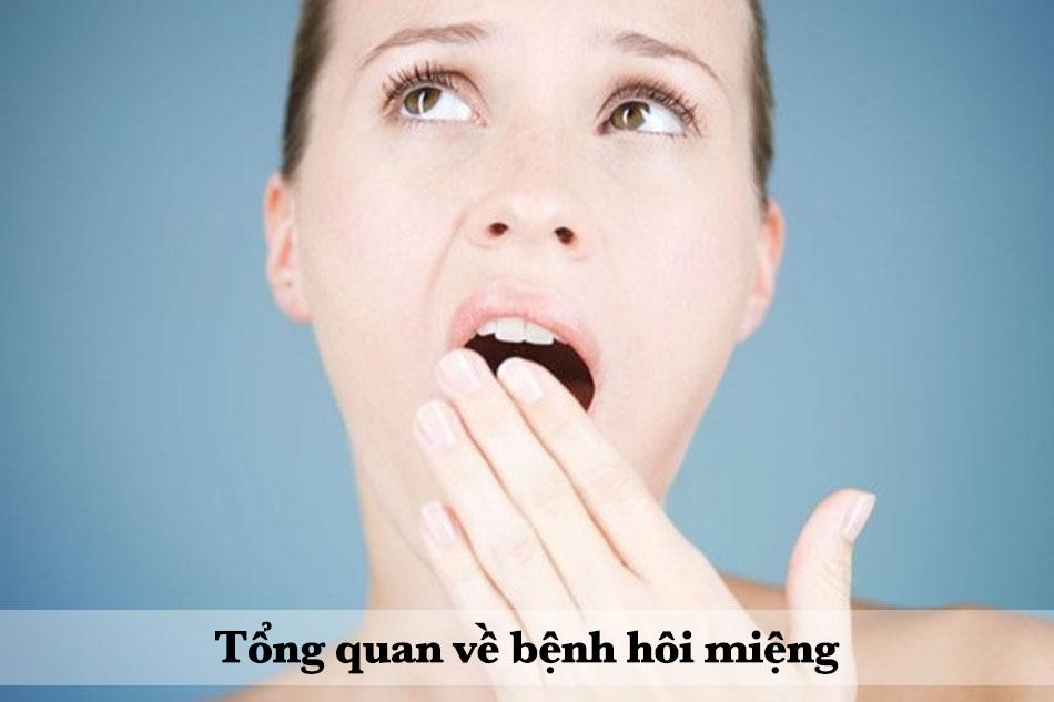 Bệnh hôi miệng là gì? 1