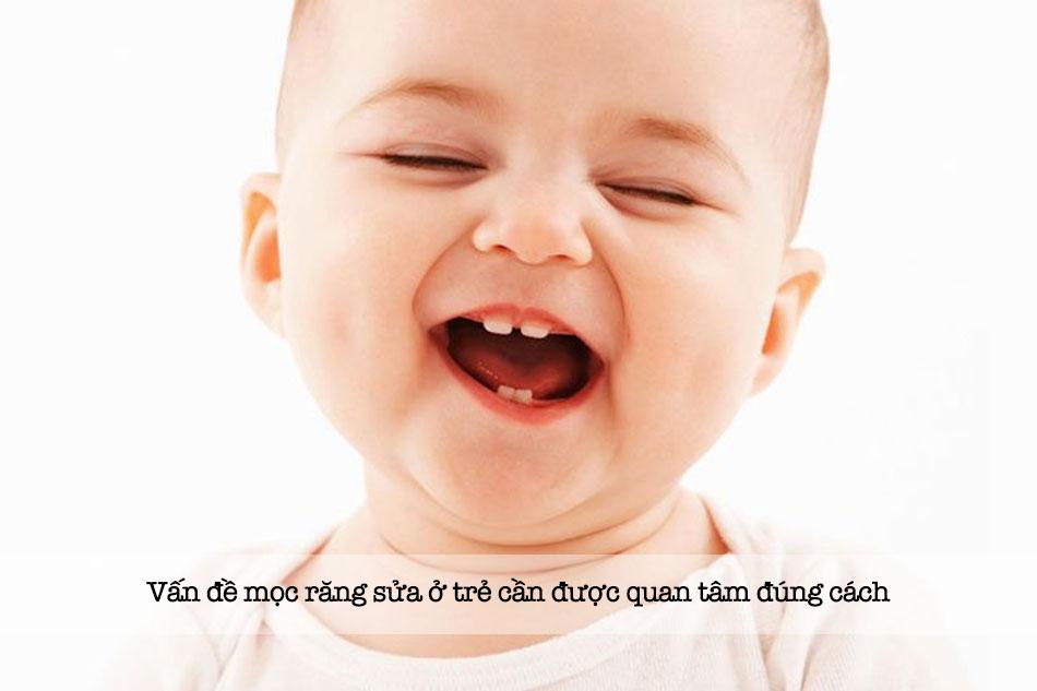 Các thói quen gây lệch lạc răng ở trẻ