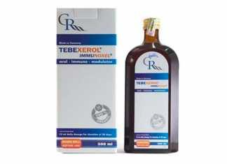 Tebexerol Immunoxel của Đức chứa 27 loại thảo dược quý